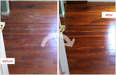 Sir Grout Nashville Deep Wood Cleaning