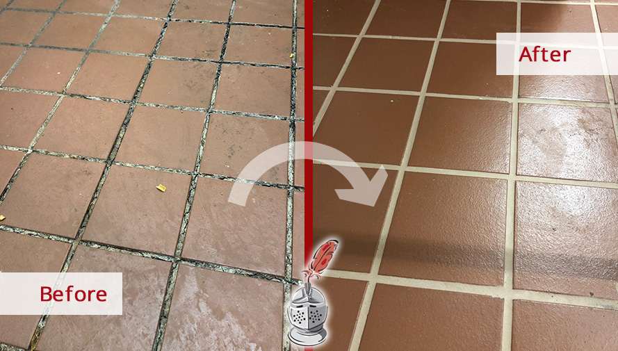 See How Our Grout Recoloring Service in Franklin TN ...